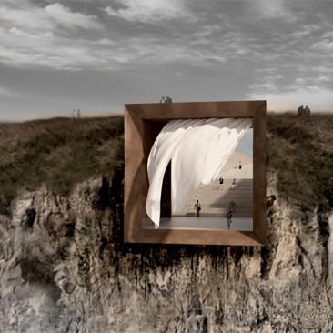 """MIĘDZYNARODOWY KONKURS ARCHITEKTONICZNY """"SITE LANDMARK INTERNATIONAL ARCHITECTURE IDEAS COMPETITION"""" SAGRES, PORTUGALIA"""